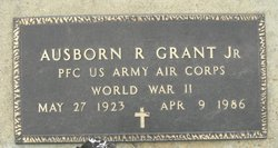 Ausborn Randolph Grant, Jr
