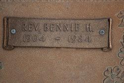 Rev Benjamin Hoke Bennie Price