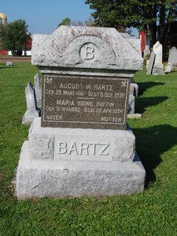 Maria <i>Zahn</i> Bartz