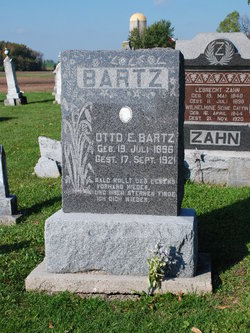 Otto E Bartz