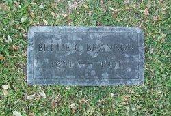 Elizabeth Wentworth Bettie <i>Carr</i> Brannon