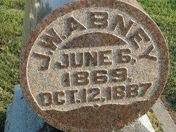 J. W. Abney