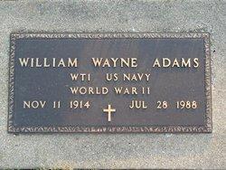 William Wayne Stud Adams