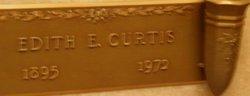 Edith E <i>Pottenger</i> Curtis
