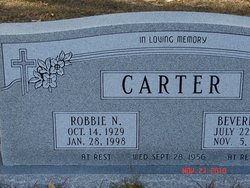 Robbie Neal Carter