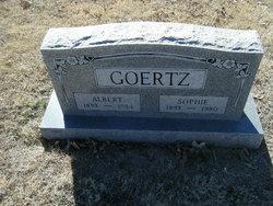 Sophie <i>Grohman</i> Goertz