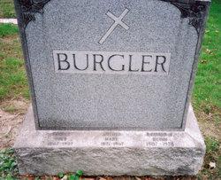 Mary <i>Velia</i> Burgler