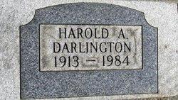 Harold Allyn Darlington