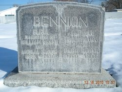 Amelia Eliza <i>Slade</i> Bennion