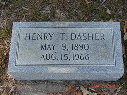 Henry T. Dasher