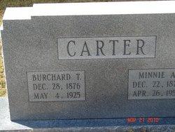 Burchard T. Carter