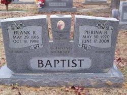 Frank Robert Baptist