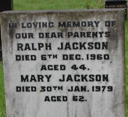 Mary Anne <i>Lightfoot</i> Jackson