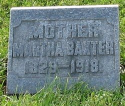 Martha <i>Harper</i> Baxter