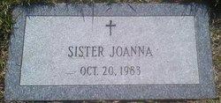 Sr Joanna