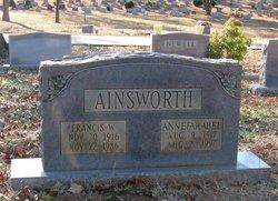 Francis William Ainsworth, Jr