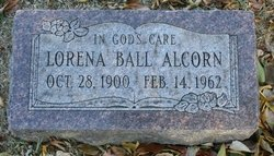 Lorena A. <i>Ball</i> Alcorn