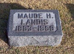 Maude Hulda <i>Randolph</i> Landis