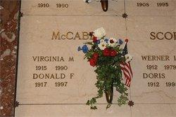 Virginia Margaret <i>Percival</i> McCabe