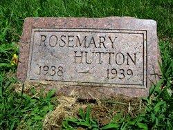 Rosemary Hutton