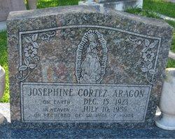 Josephine <i>Cortez</i> Aragon