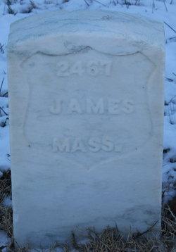 Pvt James