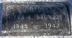 Eva E Bruntz