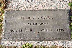 Elmer Rudolph Carr