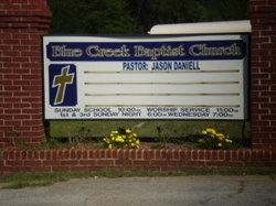 Blue Creek Baptist Church Cemetery #1