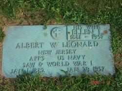 Albert W Leonard