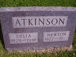 Isaac Newton Newt Atkinson
