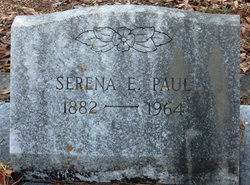 Serena E. <i>Paul</i> Coile