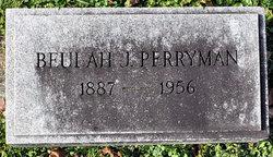 Beulah J. Perryman