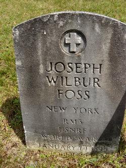 Joseph Wilbur Foss