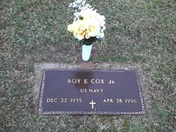 Roy Edgar Cox, Jr