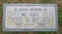 Alice <i>Stokes</i> Garland