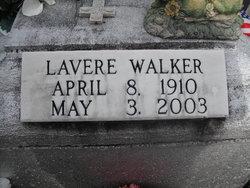 LaVere Walker