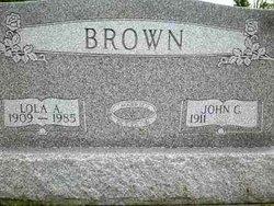 Lola Avalyne <i>Cole</i> Brown