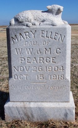 Mary Ellen Pearce