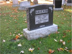 Evelyn L. <i>Buker</i> Haveron