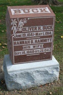 Hannah B. <i>Hammitt</i> Buck
