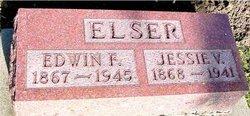 Jessie V. <i>Kiner</i> Elser