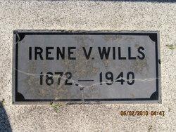 Irena Victoria <i>Wallace</i> Wills
