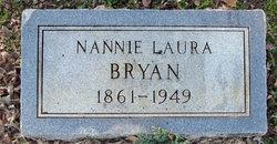Nannie Laura <i>Hooper</i> Bryan