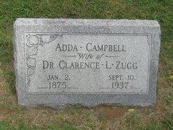 Elizabeth Adda <i>Campbell</i> Zugg