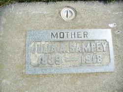 Julia A. <i>Linskae</i> Sampey