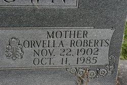 Orvella Ellen <i>Roberts</i> Brown