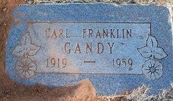 Carl Franklin Gandy