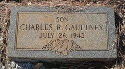 Charles R Gaultney