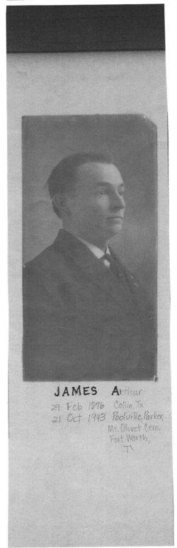 James Arthur Jim Hardin